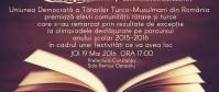 COMUNICAT DE PRESĂ - 18.05.2016