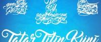afis Ziua Limbii Tatare